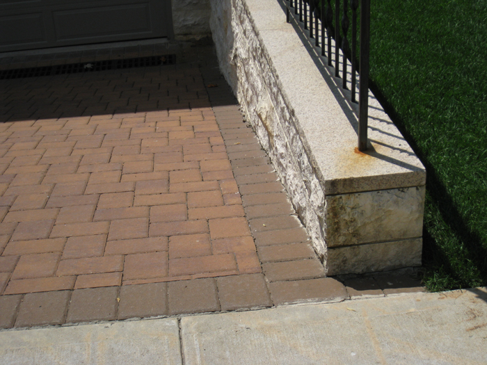 Natural Stone Pavers : Concrete and natural stone pavers staten island new